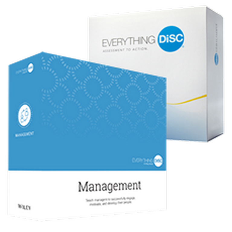 Everything DiSC® Management Kit