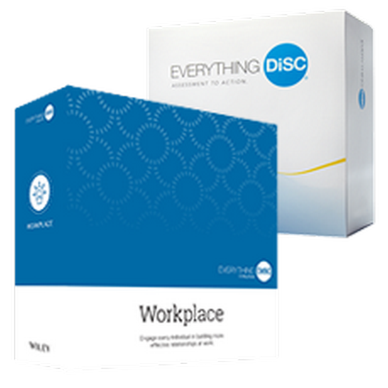 Everything DiSC® Workplace Kit